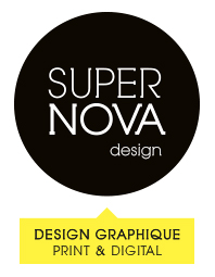 Supernova, Design graphique