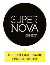 Supernova, Design graphique